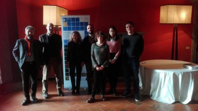 Permalink to:Second project monitoring meeting