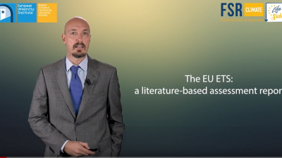 Permalink to:Video presentation introducing the  EU ETS assessment report